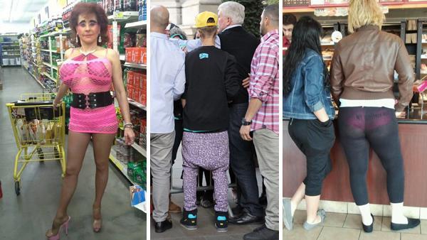 15 bilder på personer med riktigt usel klädsmak - så fult att det är svårt att hålla sig för skratt