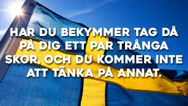 Svenska ordspråk att minnas 201-225